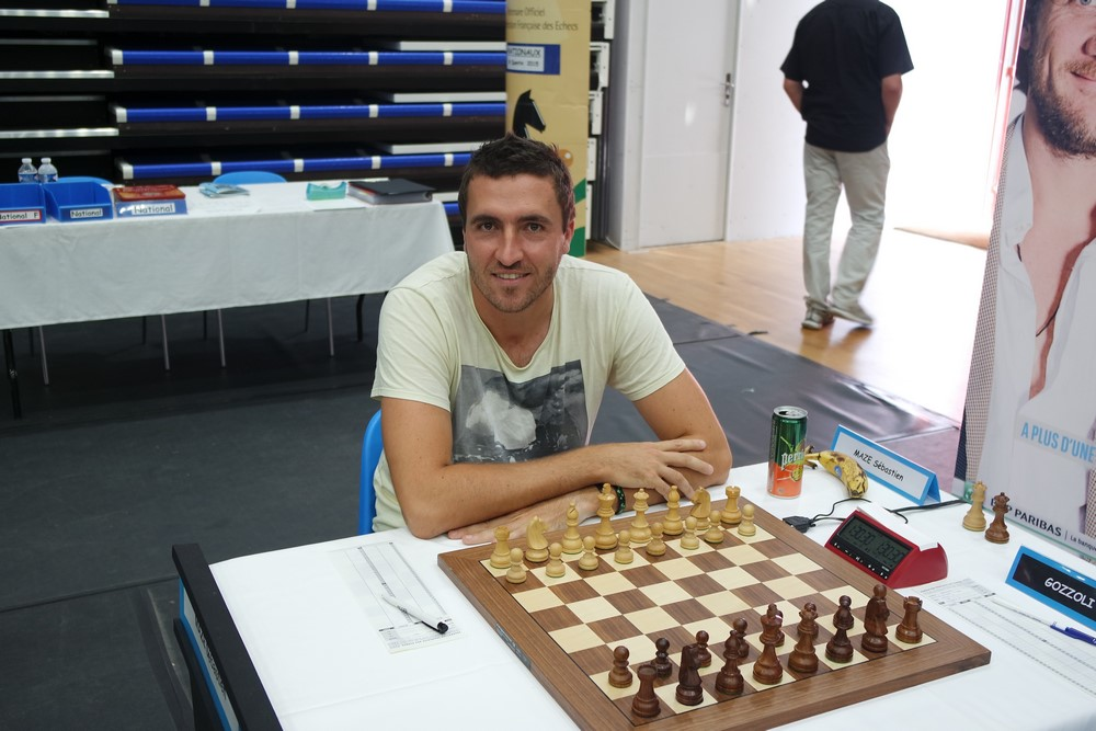 Sébastien Mazé