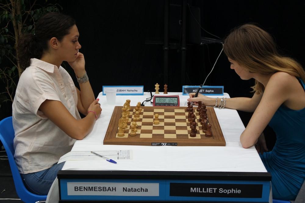 Natacha Benmesbah contre Sophie Milliet