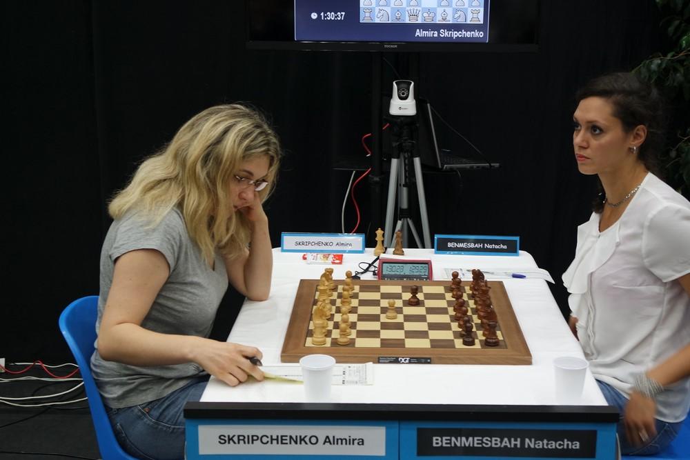 Almira Skripchenko contre Natacha Benmesbah