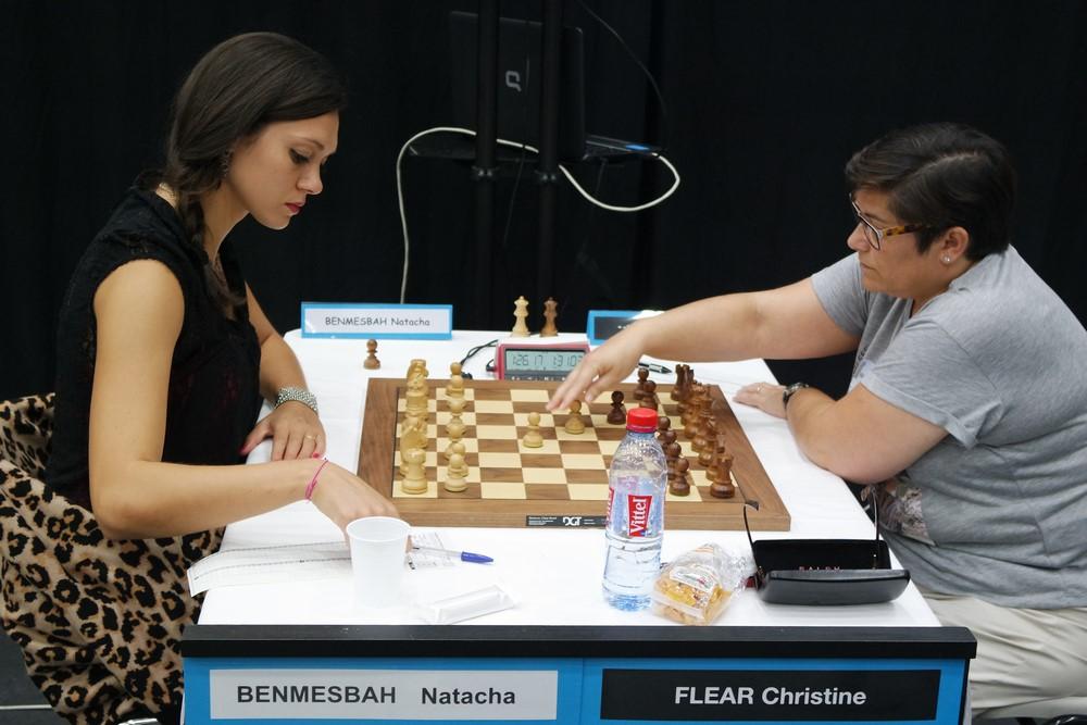 Natacha Benmesbah contre Christine Flear