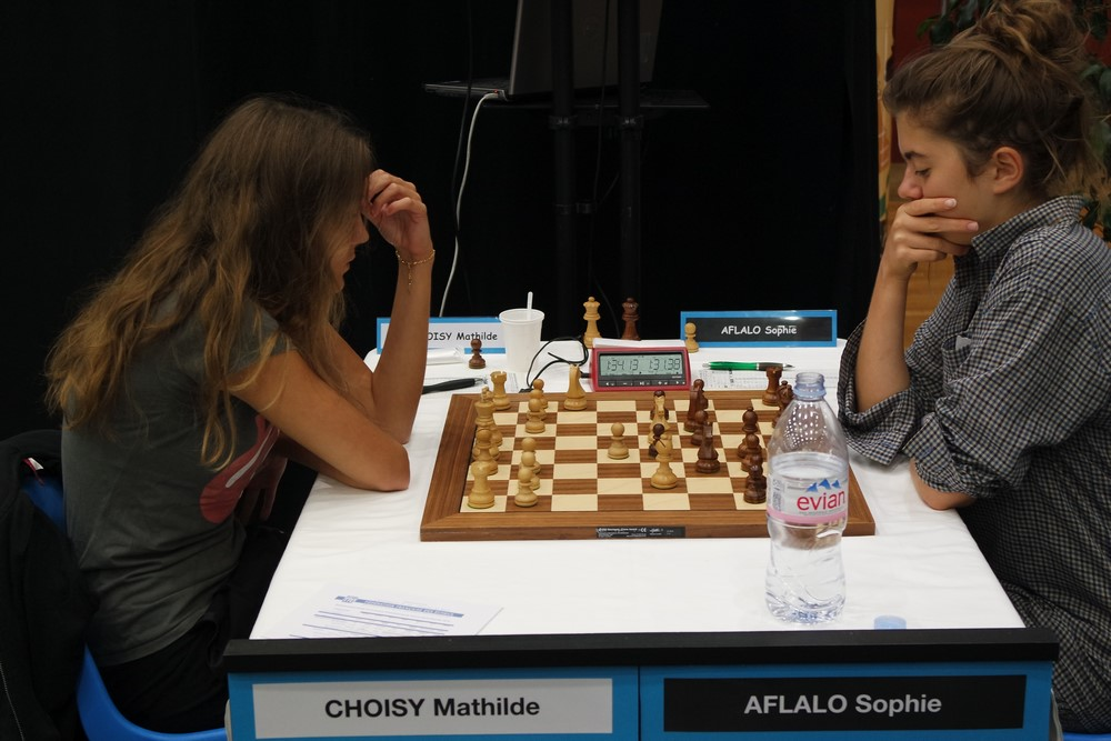 Mathilde Choisy contre Sophie Aflalo