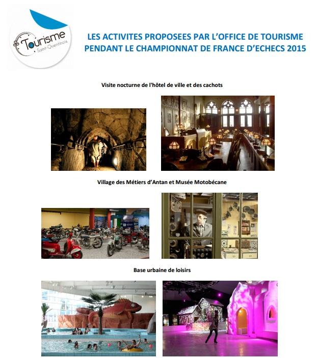 Cliquez pour découvrir le programme touristique de Saint-Quentin